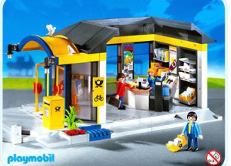 Playmobil - 4400 - Post Office