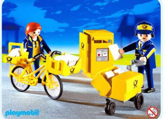 Playmobil - 4403 - Mail Carriers