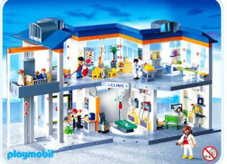 Playmobil - 4404 - Hospital
