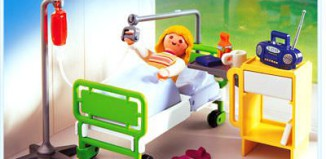 Playmobil - 4405 - Hospital Room