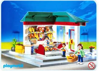 Playmobil - 4410 - Bakery