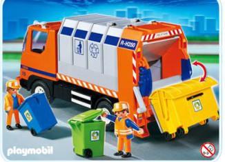 Playmobil - 4418 - Müllabfuhr