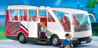 Playmobil - 4419 - Travel Bus
