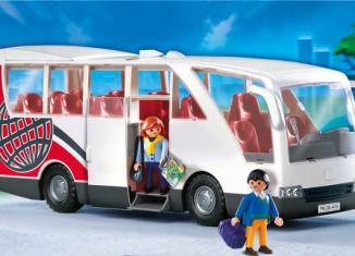Playmobil - 4419 - Travel Bus
