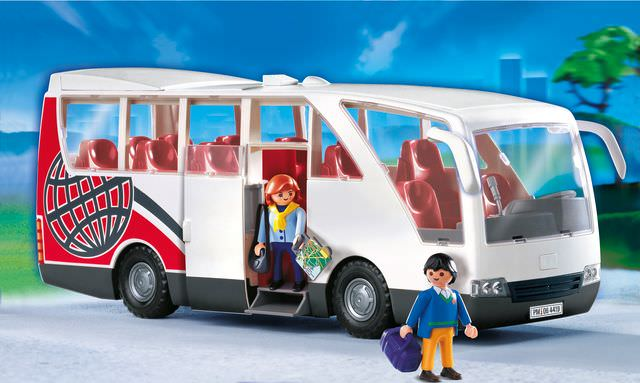 playmobil set 4419 travel bus klickypedia. Black Bedroom Furniture Sets. Home Design Ideas
