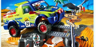 Playmobil - 4421 - Rallye-Pickup