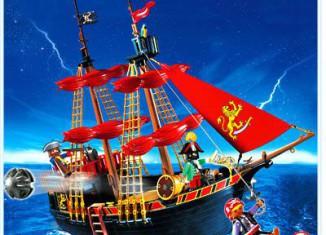 Playmobil - 4424 - pirates privateer