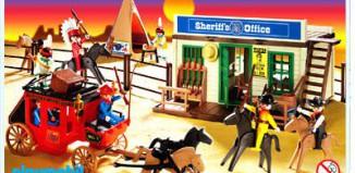 Playmobil - 4431 - Western 30 années