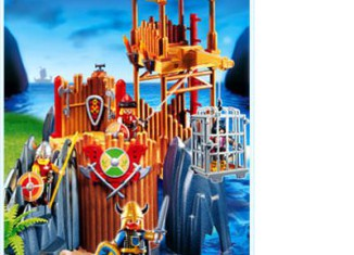 Playmobil - 4433 - Viking Fortress