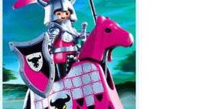 Playmobil - 4436 - Barbarian Knight