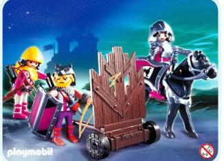 Playmobil - 4437 - Barbarians Attack Troop