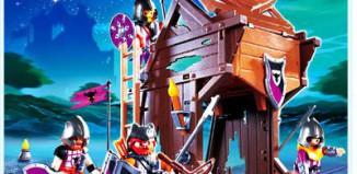 Playmobil - 4439 - Barbarian Assault Tower