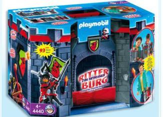 Playmobil - 4440 - Knight's Take Along Castle