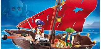 Playmobil - 4444 - gunboat