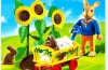 Playmobil - 4453 - Easter Bunny with Wagon