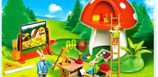 Playmobil - 4455 - Bunnies` School
