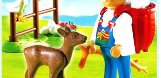 Playmobil - 4457 - Bunny with Backpack