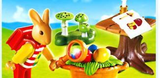 Playmobil - 4459 - Easter Bunny Naturalist