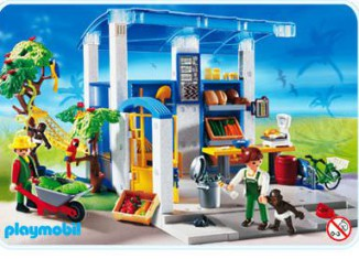 Playmobil - 4461 - Feeding Station