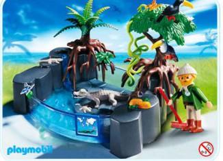 Playmobil - 4463 - Caiman Basin