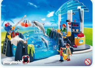 Playmobil - 4468 - Dolphin Basin