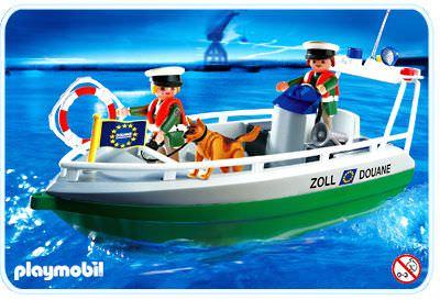 Playmobil - 4471 - Harbour Police