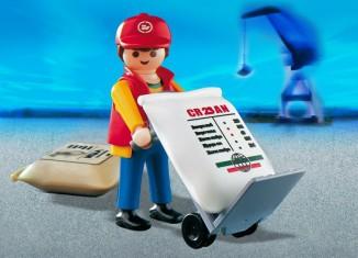 Playmobil - 4475 - Dock Worker