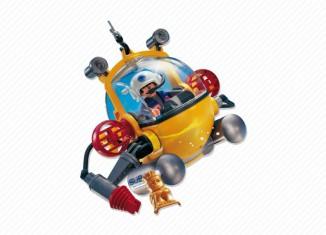 Playmobil - 4478 - Diving Bell