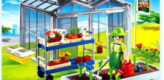 Playmobil - 4481v1 - Green House
