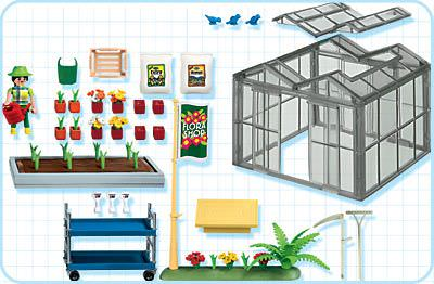 PLAYMOBIL City Life-GREEN HOUSE 4481