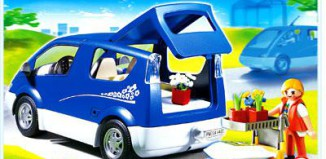 Playmobil - 4483 - City Van