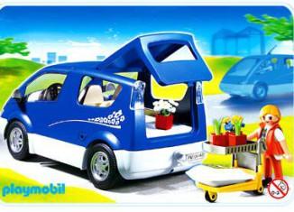 Playmobil - 4483 - Monospace