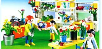 Playmobil - 4484 - Flower Shop