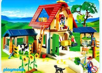 Playmobil - 4490 - Animal Farm