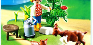 Playmobil - 4499 - Goat Pasture