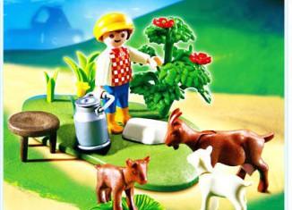 Playmobil - 4499 - Goat Pasture