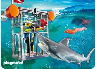 Playmobil - 4500 - Shark Diver
