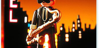 Playmobil - 4508 - Sax Player