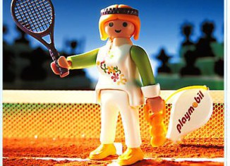 Playmobil - 4509 - Tennis Player