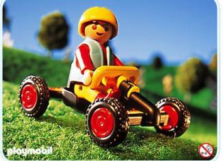 Playmobil - 4510 - Go-Kart