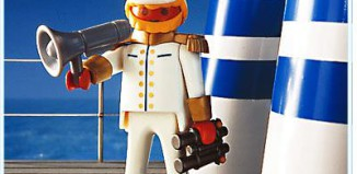 Playmobil - 4511 - Sea Captain