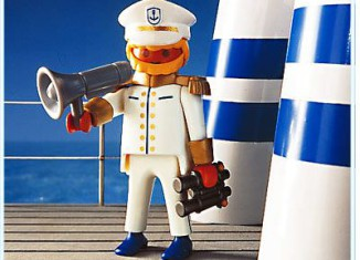Playmobil - 4511 - Sea Captain