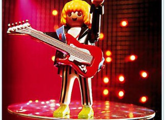 Playmobil - 4512 - Rockgitarrist