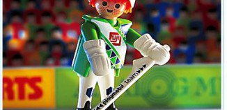 Playmobil - 4513 - Ice Hockey Player