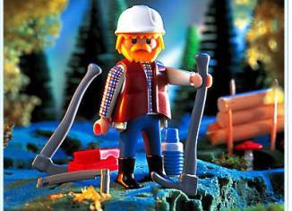 Playmobil - 4515 - Lumberjack