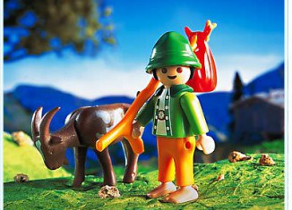 Playmobil - 4516 - Shepherd Boy