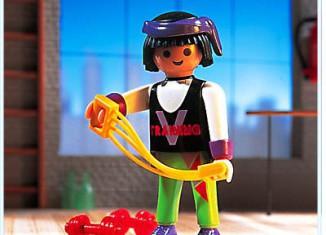 Playmobil - 4518 - Bodybuilder