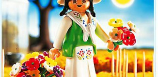 Playmobil - 4522 - Flower Girl