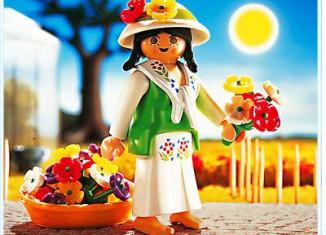 Playmobil - 4522 - Flower Girl