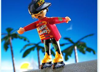 Playmobil - 4523 - Inline Skater